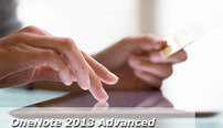 OneNote 2013 Advanced Online Short Course